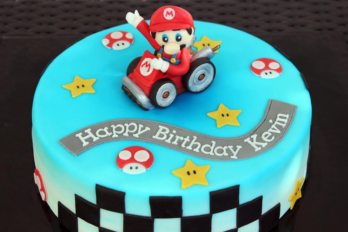 Its Me Mario Geburtstagstorte Lanies Cakery