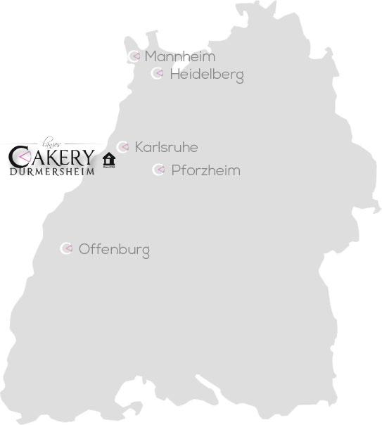 Torten Karlsruhe und Umgebung